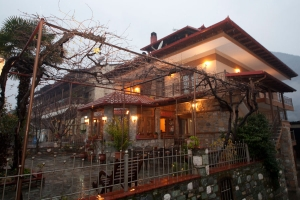 Mesostrati Guesthouse